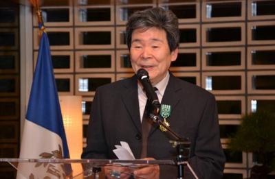 高畑勲、仏芸術文化勲章も受賞!ジブリを牽引するのはパクさん