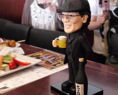 吉田類 絵、イラストも大人気!「吉田類の酒場放浪記」、チャリティイベントの人気の高さ