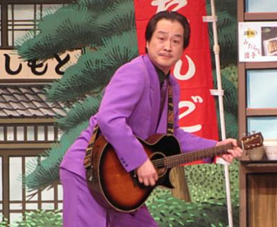 松浦真也とすっちーは吉本新喜劇発の歌ネタ王!ギターをゆずが絶賛!