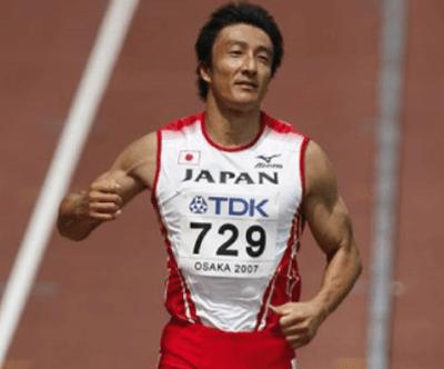 朝原宣治は武井壮に100mを諦めさせた男!オリンピック銅メダルが感動的