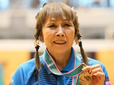 別所キミヱがリオパラリンピックへ!車椅子卓球代表は関西のオバチャン!