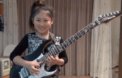 Li-sa-Xのギターテクニックが天才的!海外の反応が凄かった!