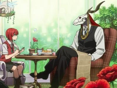 「魔法使いの嫁」は美しい世界で語られる現代ファンタジー漫画!アニメ映画は大炎上だったがTVアニメは大丈夫?