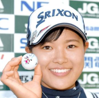 小倉彩愛は女子ゴルフ界の次世代アイドル!目指すは賞金女王に海外ツアー