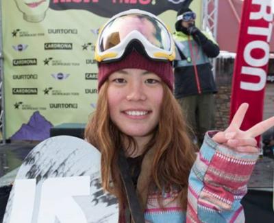 大江光(スノーボート)が支えてくれた母に平昌オリンピックで恩返し!地元企業がスポンサーに決定