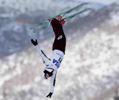 田原直哉(スキー・エアリアル)は元オリンピック候補の体操選手だった!転向した理由は?