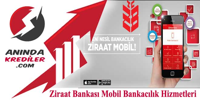 Ziraat Bankası Mobil Bankacılık Hizmetleri