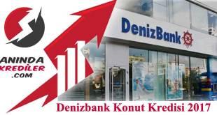 denizbank konut kredisi 2018
