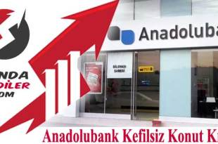 anadolubank konut kredisi