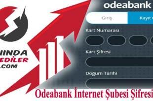 odeabank mobil