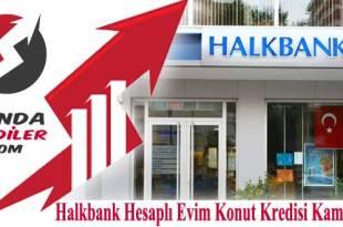Halkbank Hesaplı Evim Konut Kredisi Kampanyası