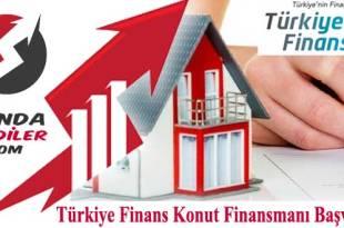 Türkiye Finans Konut Finansmanı Başvurusu