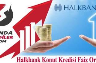 Halkbank Konut Kredisi Faiz Oranları 2018