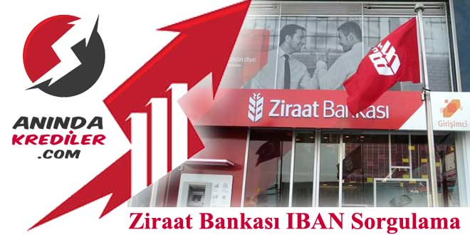 Ziraat Bankası IBAN Sorgulama
