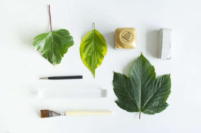 Leaf Catchall Dish-1
