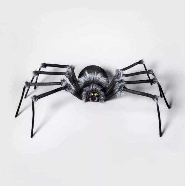 Giant Spider Decorative Halloween Prop