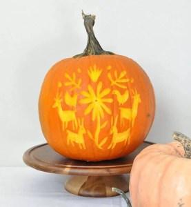 7 Simple Steps In Creating DIY Otomi-Inspired Pumpkin