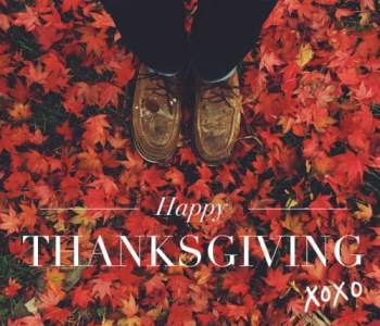 Happy Thanksgiving from AnInspiring