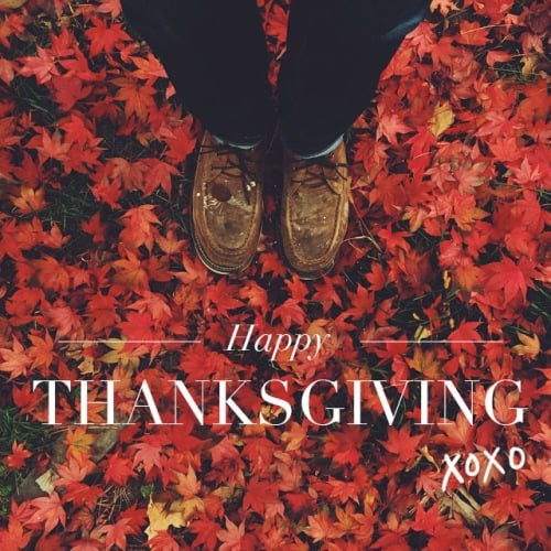 [2021] Happy Thanksgiving from AnInspiring