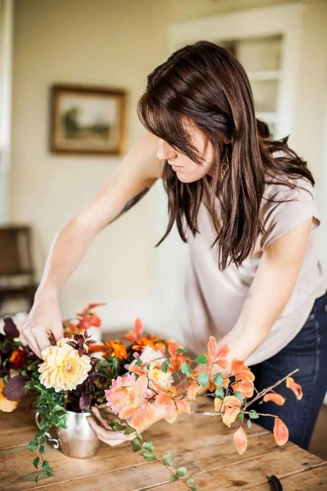 An Inside Look: Nashville Thanksgiving Tablescape