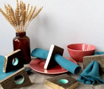 DIY Project: Scrap Wood Part I – Napkin Rings