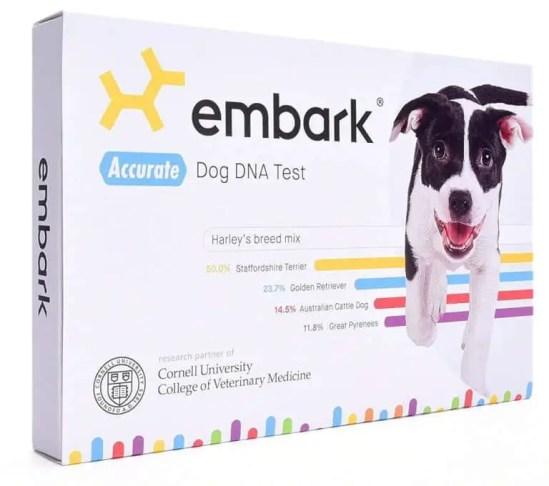 Oprah's Favorite Things List 2019: Embark Dog DNA Kit 2020