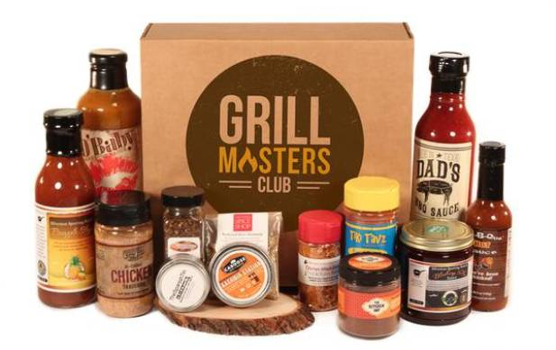 Best Christmas Gift Baskets 2019: Grill Masters Box 2020