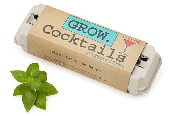 Best Secret Santa Gifts 2019: Grow Cocktails 2020