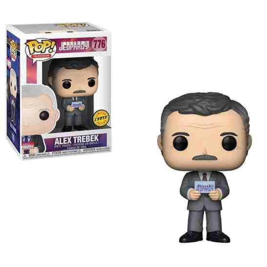 Best White Elephant Gifts 2019: Alex Trebek Funko Pop 2020