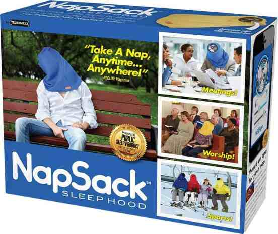 Christmas Gifts for Tweens 2019: Nap Sack Prank Box 2020