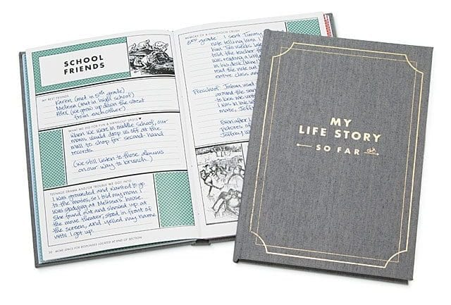 Gifts for Parents Who Have Everything 2019: My Life Story 2020