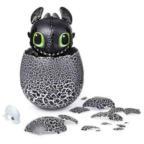 Hatching Toothless Dragon Hatchimals 2019
