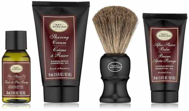 Best Gifts For Him 2019: The Art of Shaving for Men 2020