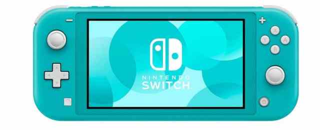 Christmas Ideas for Teenager 2019: New Nintendo Lite 2020
