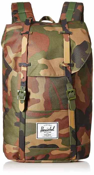 Christmas Gifts for Tweens 2019: Herschel Camo Backpack 2020