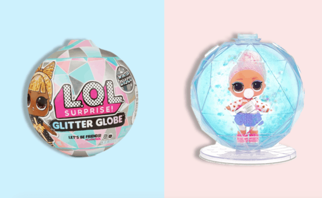 Best Christmas Toy 2019 - LOL Surprise Winter Disco Glitter Globe 2020