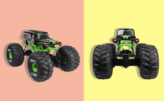Most Popular Christmas Toy 2019: Monster Jam Truck 2020