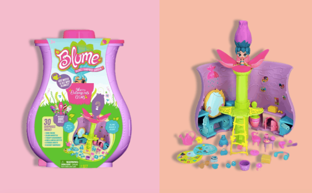 New Christmas Toys For Girls 2019: Blume Secret Surprise Garden 2020