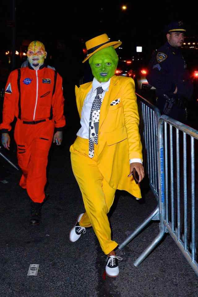 The Mask Last-Minute Halloween Costume Ideas