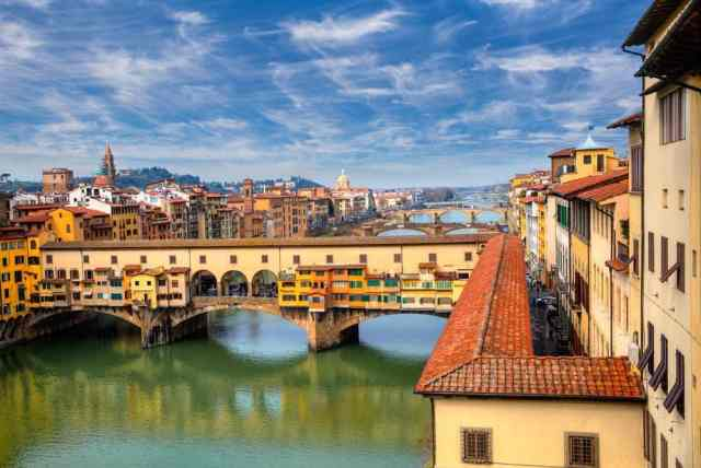Florence, Italy. Photo: Shutterstock