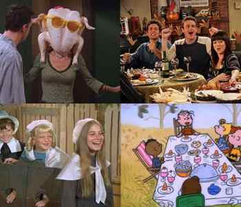 Thanksgiving TV Special You Can Binge This Year Instead of Watching Football