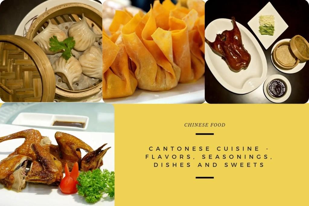 Chinese Cantonese Cuisine