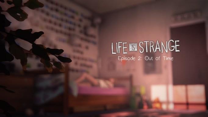 Life is Strange - Title