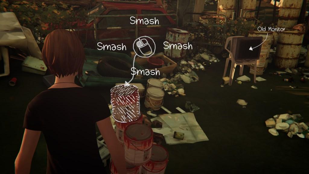 Chloe smash