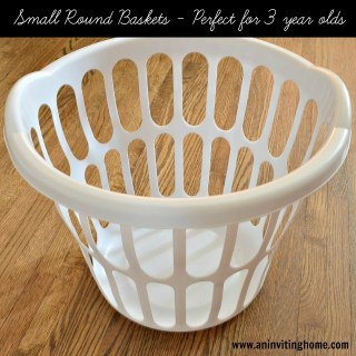 Laundry Basket Recommendations For Kids