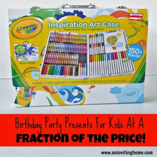 Birthday Party Presents For Kids At A Fraction Of The Price!