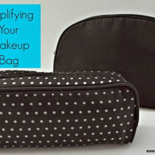 Simplifying Your Makeup Bag