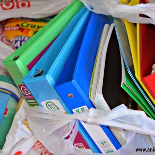 Budgeting For Back To School Supplies
