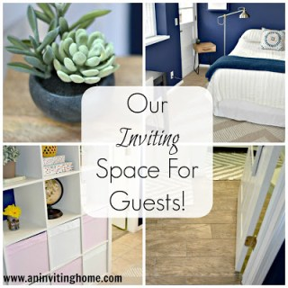 Our Inviting Space For Guests!