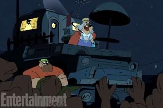 "DUCKTALES - ""The Beagle Birthday Massacre!"" (Disney XD) THE BEAGLE BOYS, MA BEAGLE"